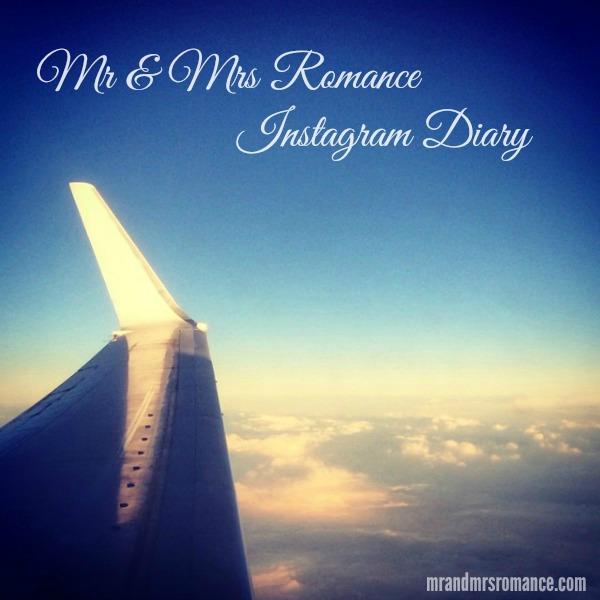 Mr & Mrs Romance - Intsa Diary - 1 HR2 Mrs R heading home