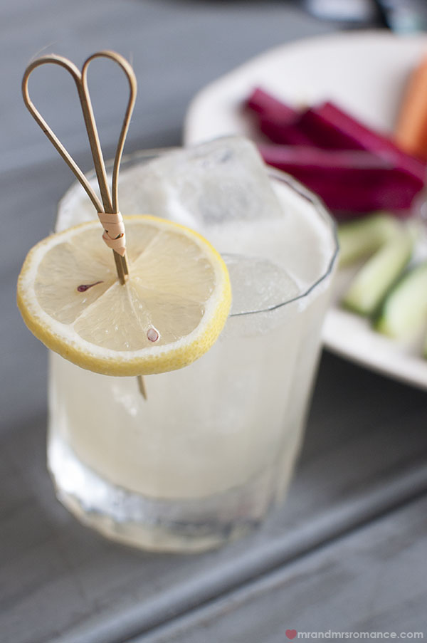 Mr and Mrs Romance - Mezcal cocktails at Mr Moustache Bondi Beach