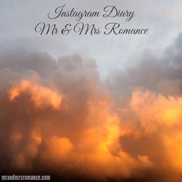 Mr & Mrs Romance - Insta Diary - 1 Sky and title