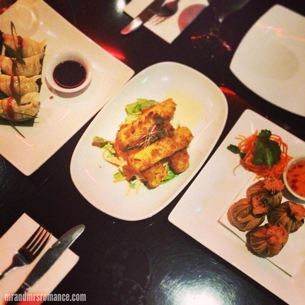 Mr & Mrs Romance - Intsa Diary - 10 Dinner at Yulli's begins