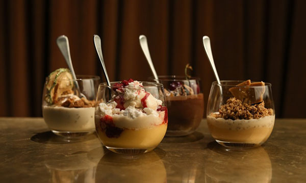 Messina Sundaes at Golden Age Cinema and Bar