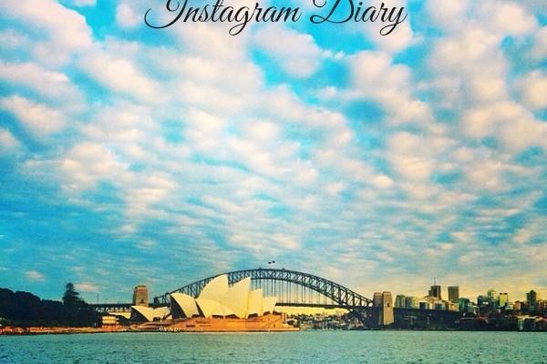 Mr & Mrs Romance - Insta Diary - 1 Sydney Harbour lookin purdy