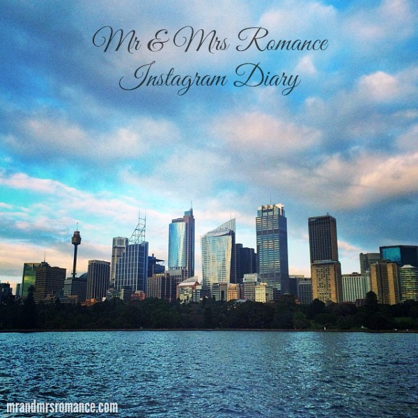 Mr & Mrs Romance - Insta Diary - 1 Sydney Skyline
