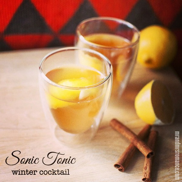 Mr & Mrs Romance - Insta Diary - 10 Sonic Tonic