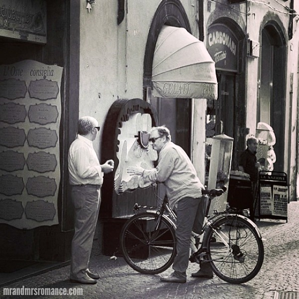 Mr & Mrs Romance - Insta Diary - 3 our guide to Orvieto, Italy