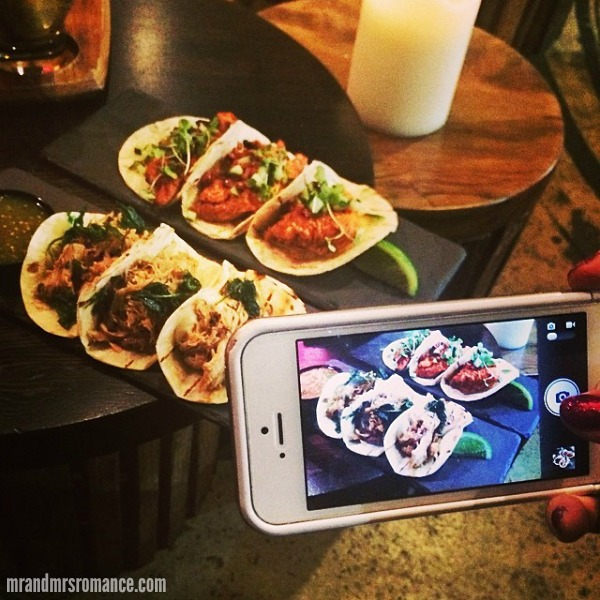 Mr & Mrs Romance - Insta Diary - 7 Mrs R goes taco loco in Mejico