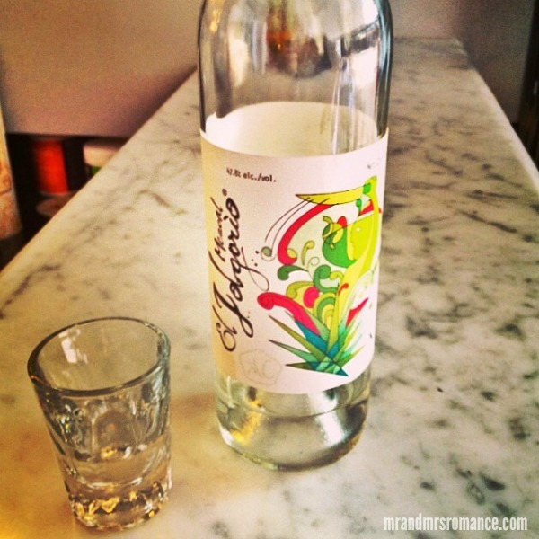 Mr & Mrs Romance - Insta diary - 7 Mezcal vs tequila