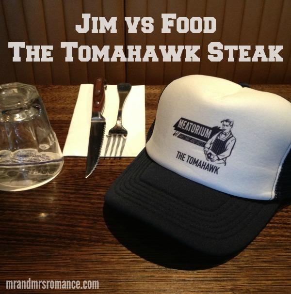 Mr & Mrs Romance - The Tomahawk - 1 title pic
