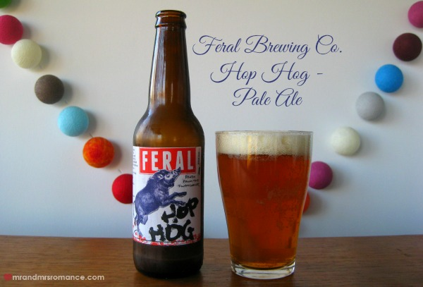 Mr & Mrs Romance - Aussie beers - Feral Brewing Co
