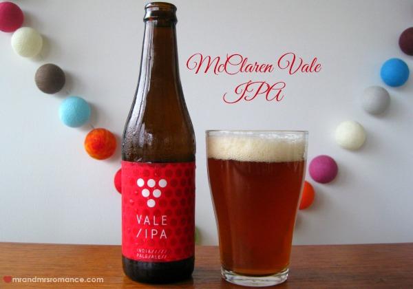 Mr & Mrs Romance - Aussie beers - McClaren Vale