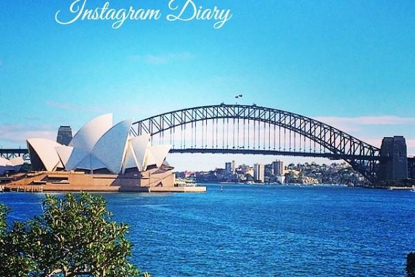Mr & Mrs Romance - Insta diary - 1 Sydney Harbour