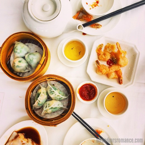 Mr & Mrs Romance - Insta diary - 13 yum cha in Paramatta