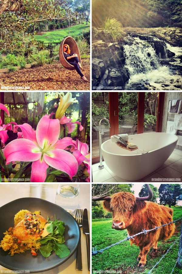 Mr & Mrs Romance - Insta diary - 9 Spicers Tamarind maleny