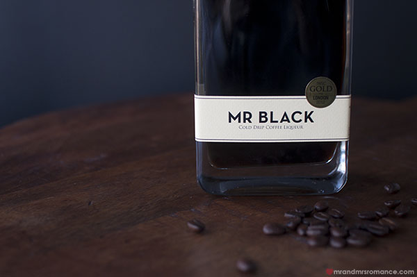 Mr and Mrs Romance - Mr Black Cold Drip Coffee Liqueur
