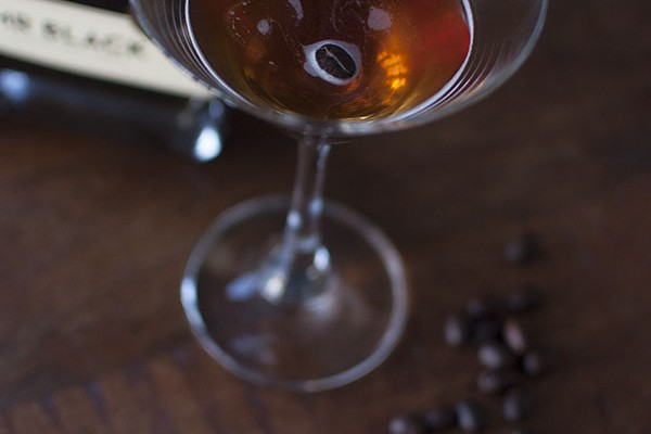 Mr and Mrs Romance - Mr Black Mocha Espresso Martini