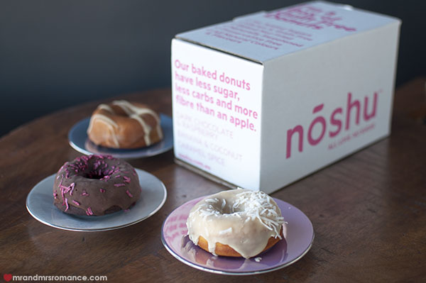 Mr and Mrs Romance - Food finds - Noshu donuts