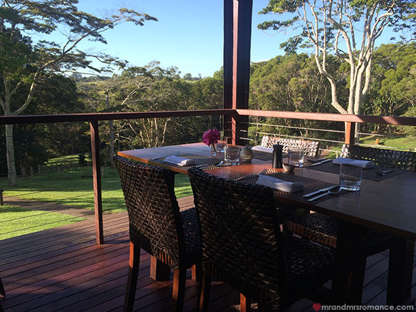 Mr and Mrs Romance - Spicers Retreat 13