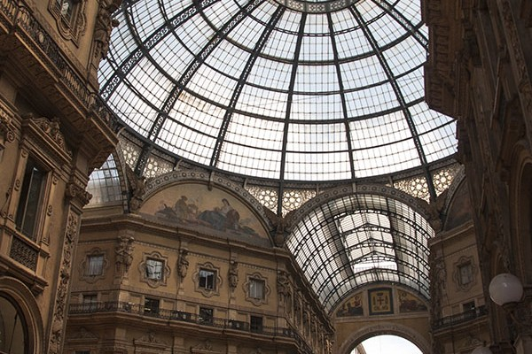 Mr and Mrs Romance - Top 10 things to do in Milan Italy