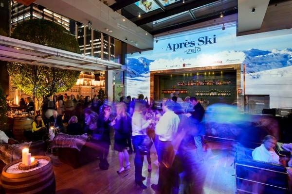 Zeta Bar Apres Ski