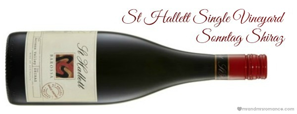 St hallett single vineyard sonntag shiraz 2020