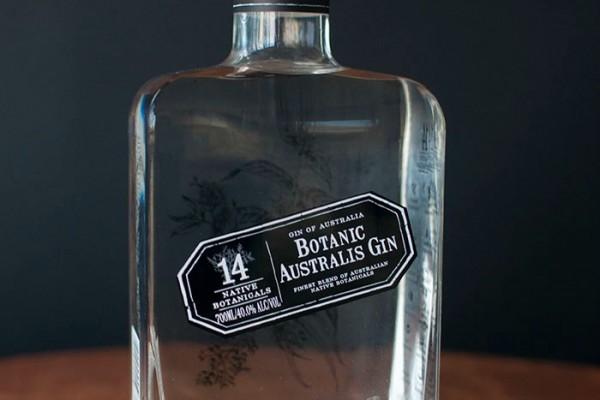Mr & Mrs Romance - Friday Drinks - Botanic Australis gin