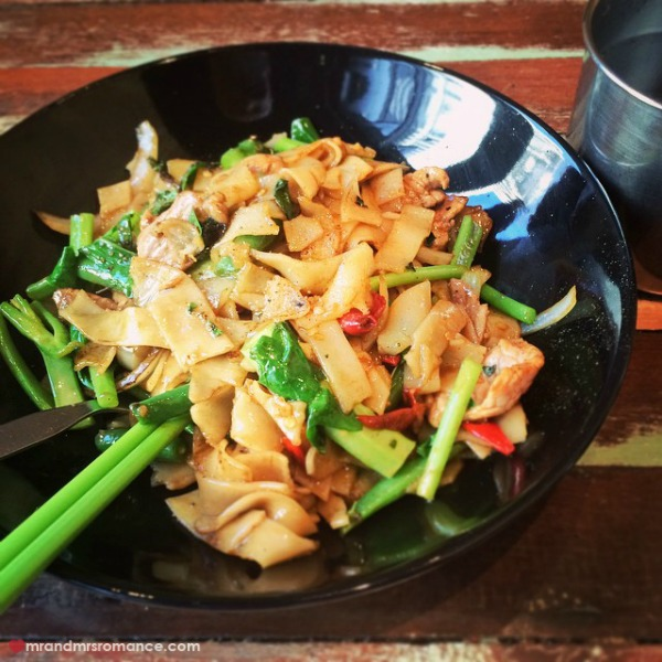 Mr & Mrs Romance - Insta Diary - 3 Thai lunch