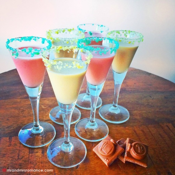 Mr & Mrs Romance - Insta Diary - 7 Popping Candy Cocktails