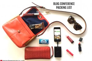 He Said She Said: what have we got in our pockets? Our ProBlogger survival kits