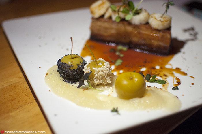 Mr and Mrs Romance - What to do on Fraser Island - Seabelle restaurant