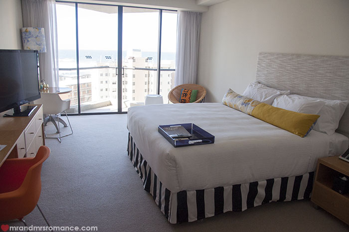 Mr and Mrs Romance - Best beds at QT Gold Coast
