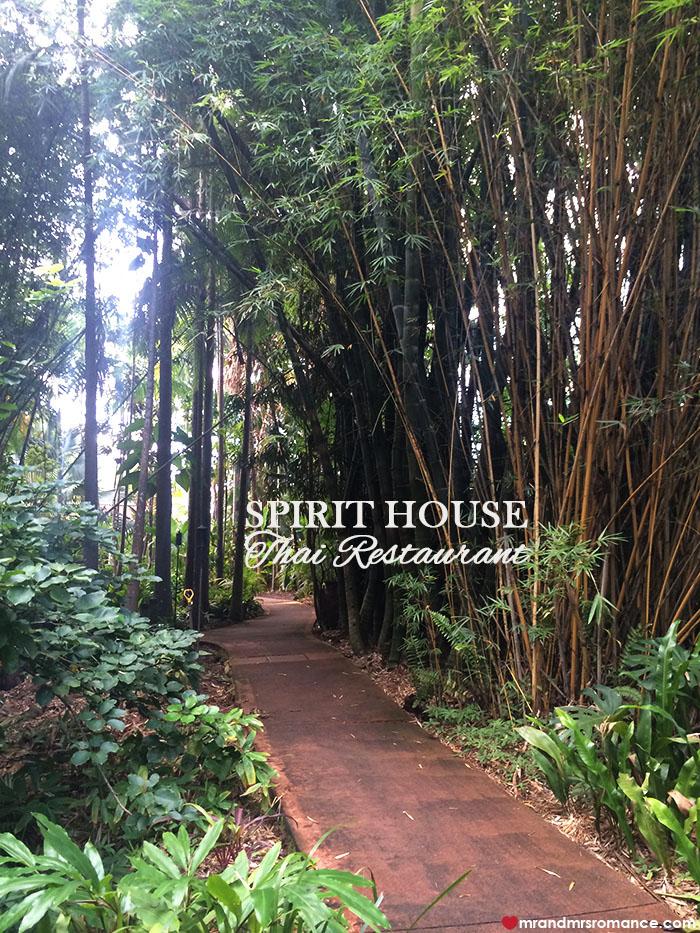 Mr and Mrs Romance - Spirit House Noosa Sunshine Coast