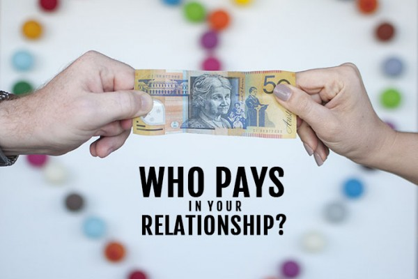 Mr and Mrs Romance - who pays in your relationship - the financial series
