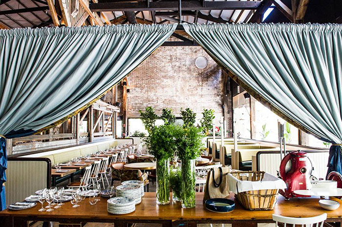 Rushcutters cafe and restaurant