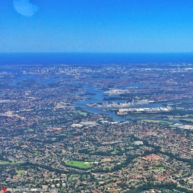 Mr & Mrs Romance - Insta Diary - 6a back to Sydney