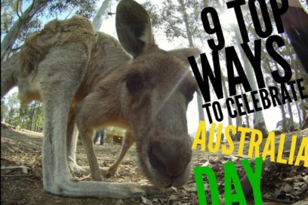 Mr & Mrs Romance - ways to celebrate Australia Day 1