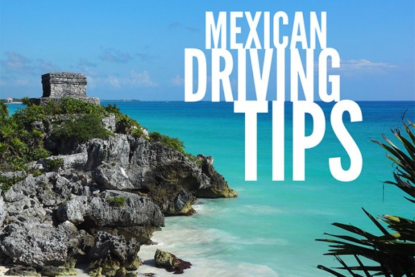 Mr and Mrs Romance - Mexican driving tips