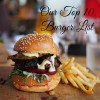 Top 10 burgers of all time