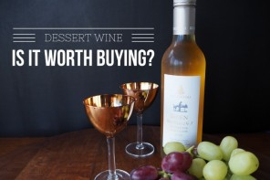Wine of the month – would you buy dessert wine?