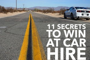 11 secrets to winning at car hire
