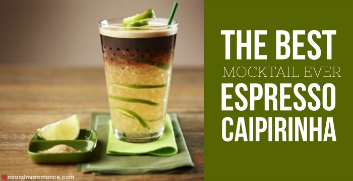 Espresso caipirinha mocktail - Mr & Mrs RomanceMr and Mrs Romance