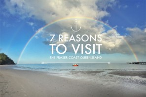 7 reasons to visit the Fraser Coast, Queensland