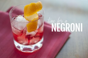 The places to be for World Negroni Week