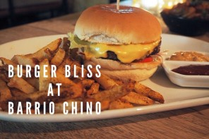 Mexican surprise – burger bliss in Barrio Chino and Barrio Cellar