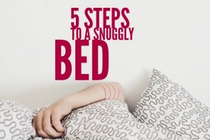 5 ways to max out your bed's snuggle factor