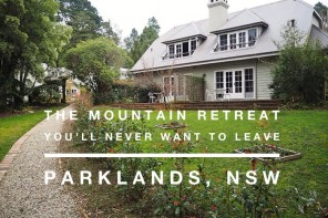The mountain retreat you'll never want to leave – Parklands, NSW