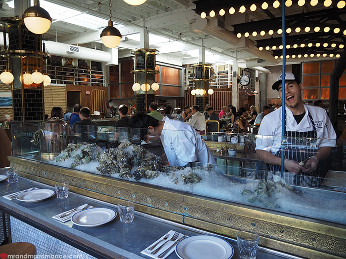 7 unforgettable dining experiences in san diego for Ironside fish and oyster san diego