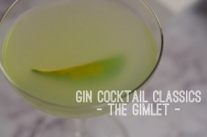 Scared of scurvy? Get a Gimlet!