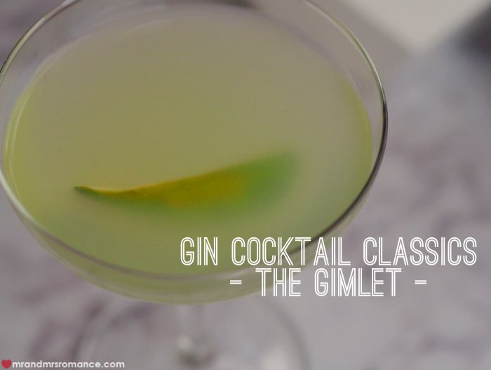 Mr & Mrs Romance - Gimlet - feature