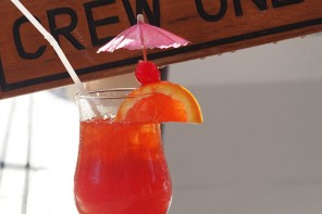 Castaway cocktail – what to drink on an expeditio