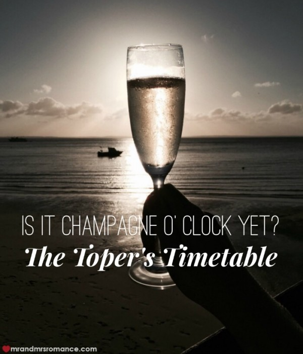 Mr & Mrs Romance - Toper's Timetable - feature